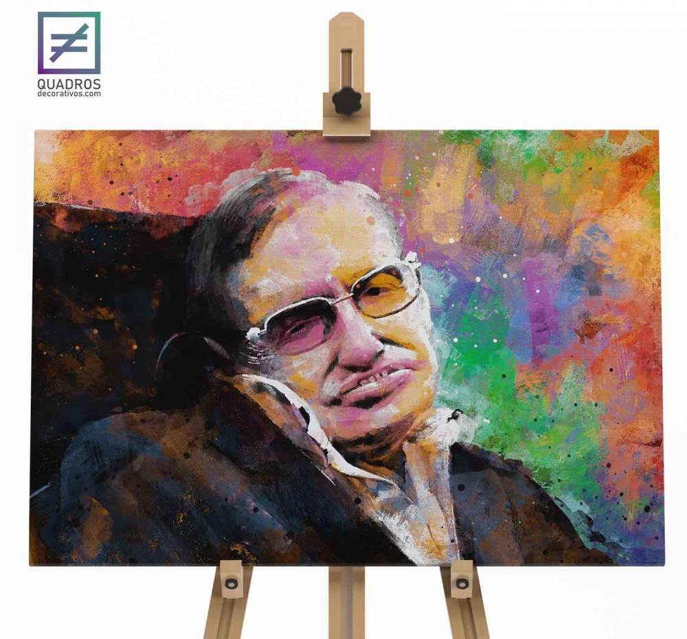 O Lendário Stephen Hawking