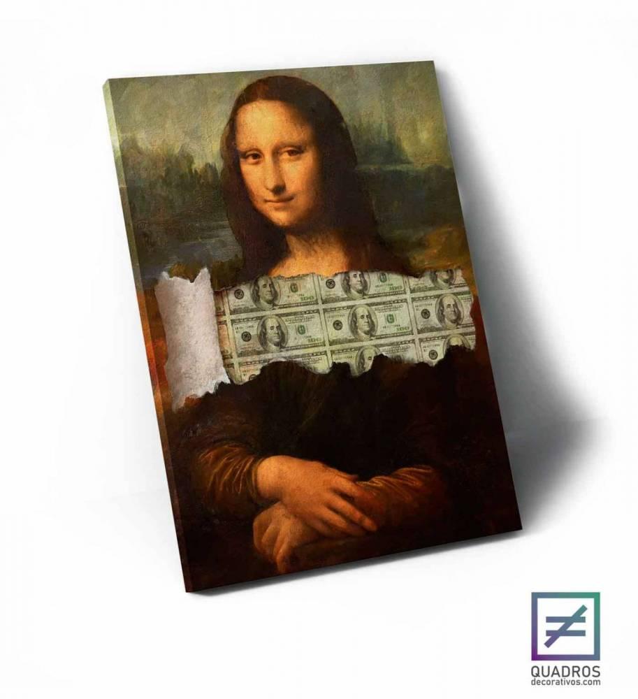 Quadro MONEY LISA