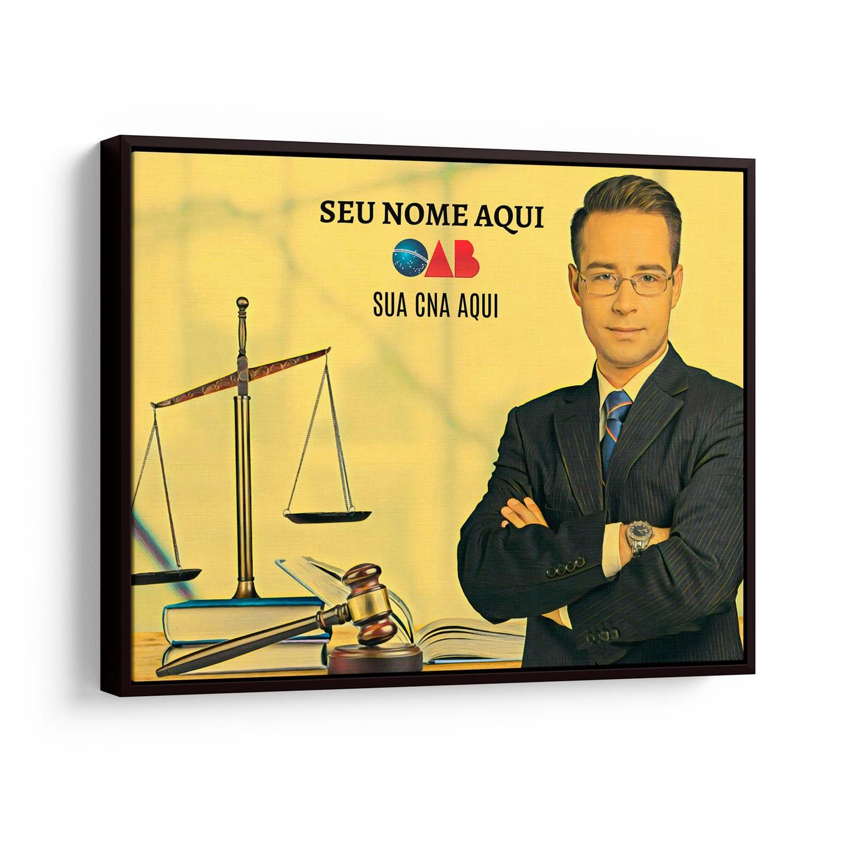 Foto de Advogado em Pintura