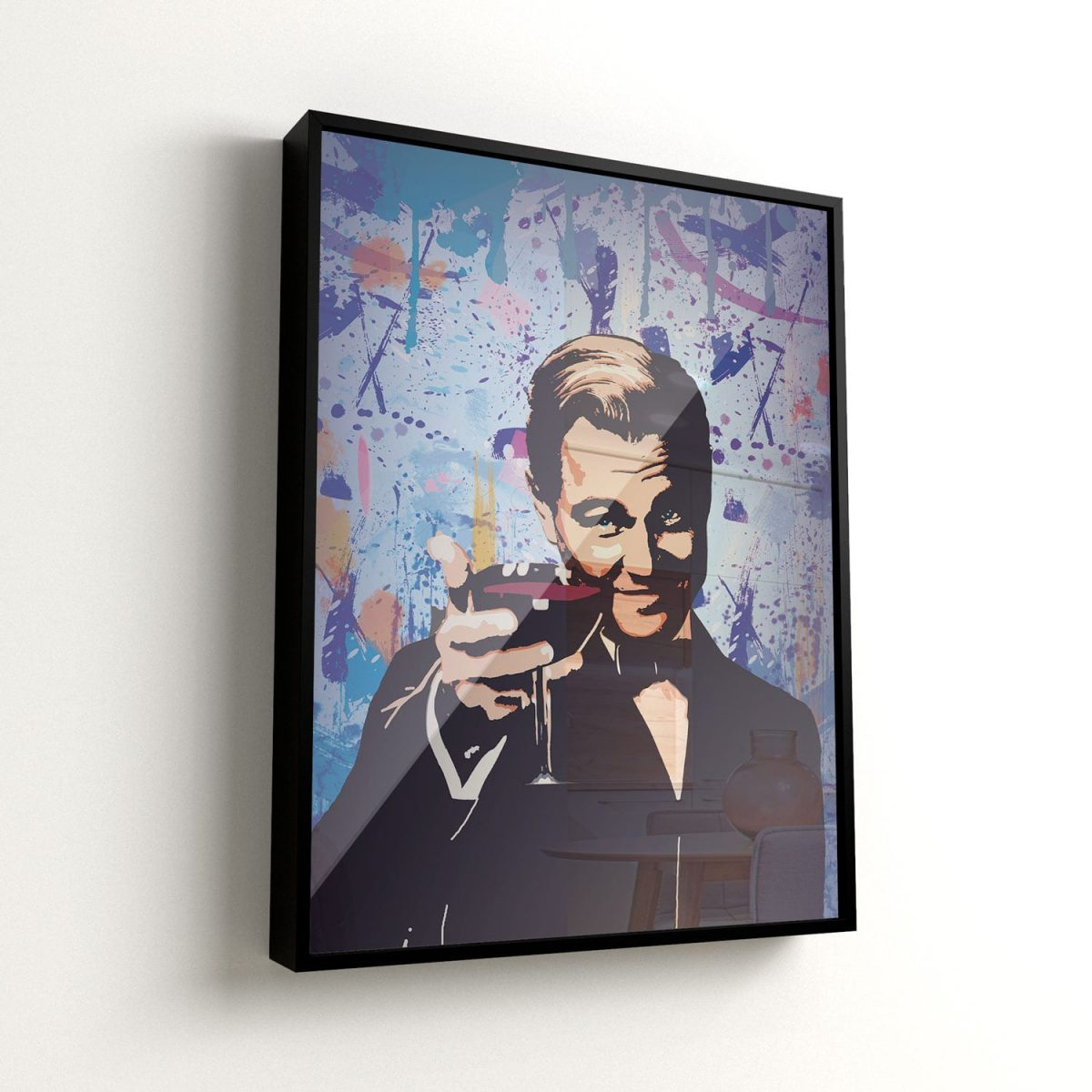 Quadro O Incrível Gatsby vidro