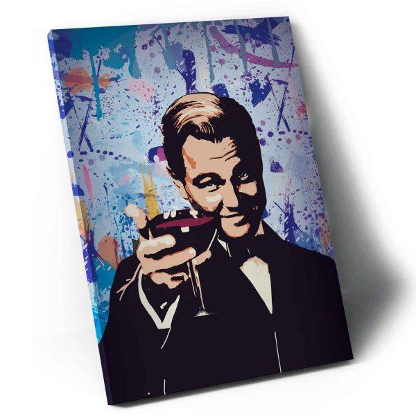 Quadro O Incrível Gatsby em tela