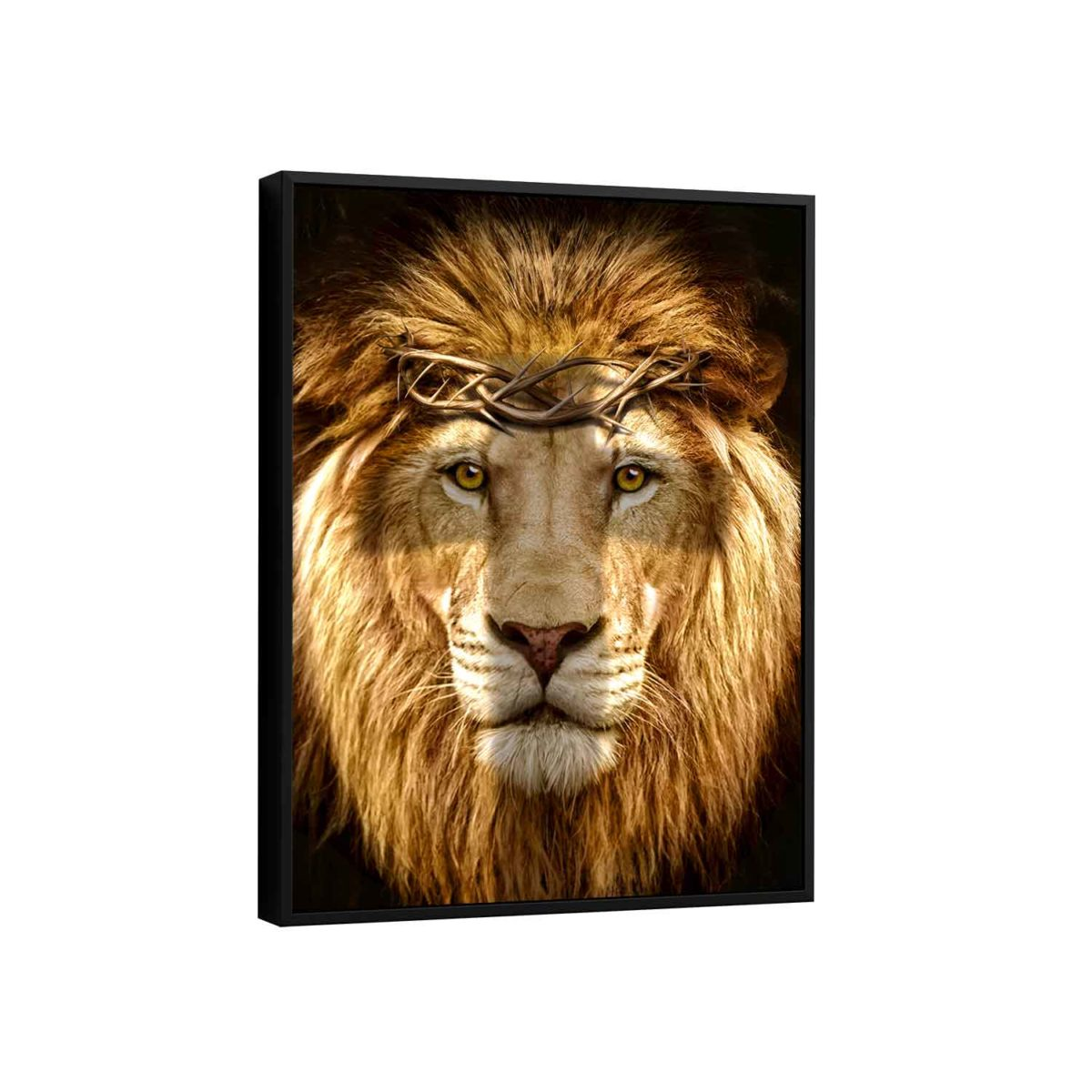 Quadro Leão de Judá