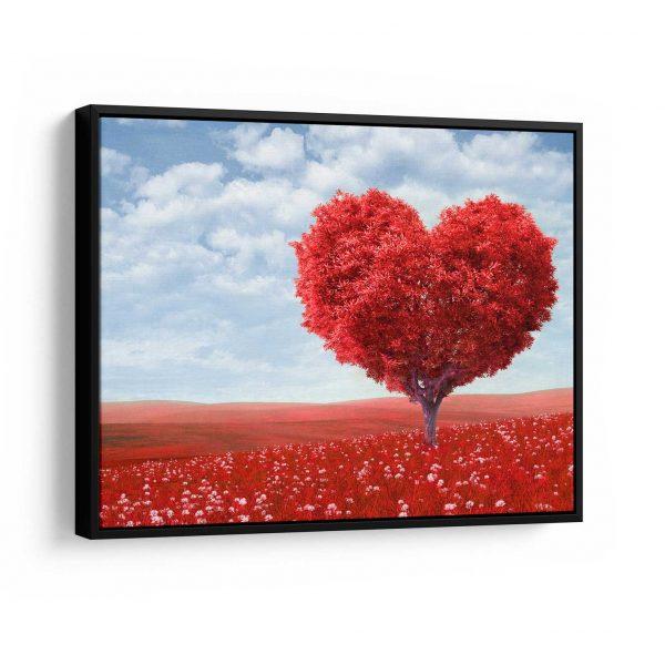 Quadros Decorativos Árvore do Amor