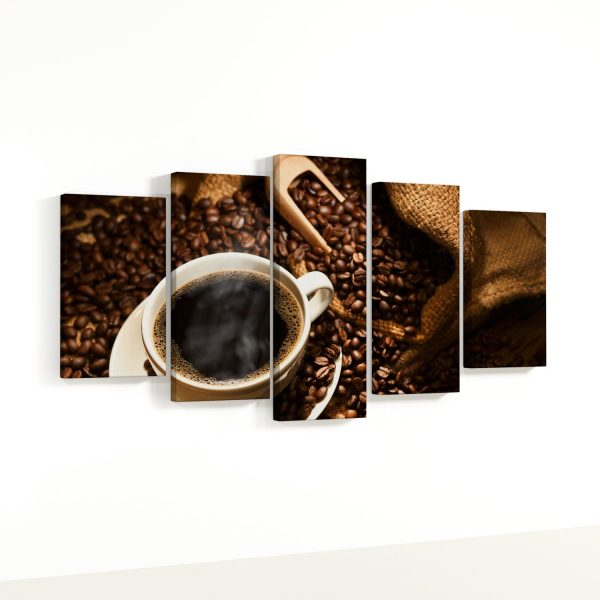 Quadro Decorativo Café Coffee