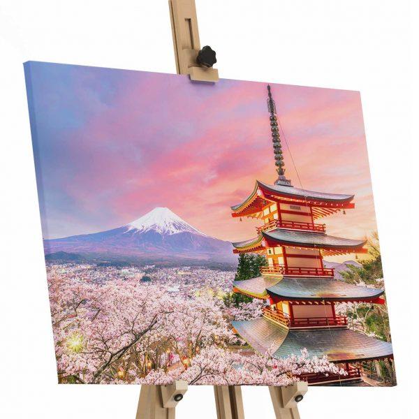 Quadros Decorativos Monte Fuji