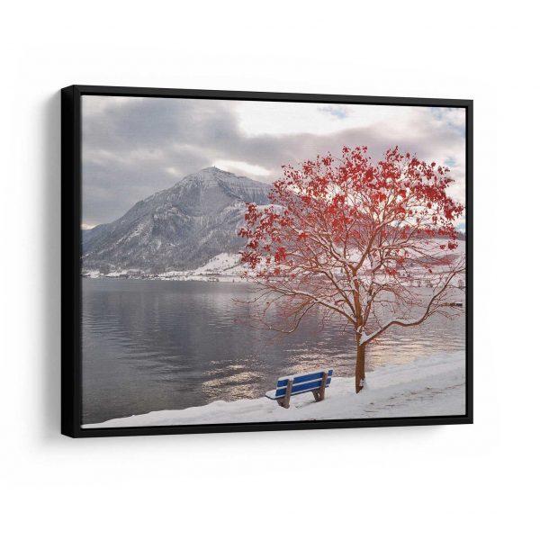 Quadros Decorativos Árvore do Inverno