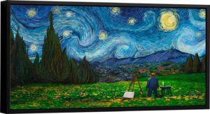 Quadro Van Gogh