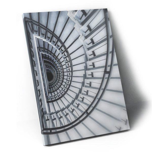 Quadro Decorativo Escada