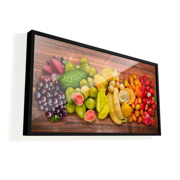 Quadro Decorativo Fruta Quadros Decorativos para Cozinha