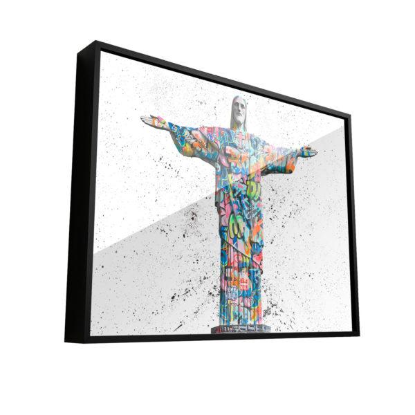 Quadro Decorativo Cristo Redentor