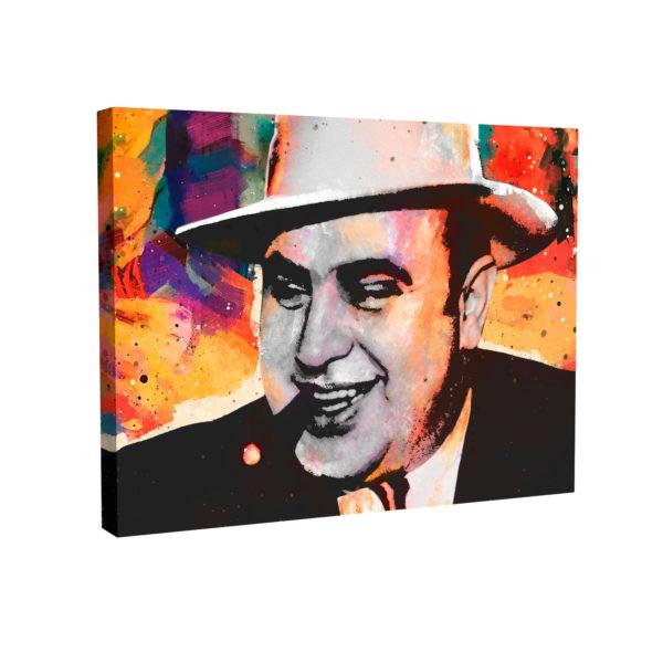 Quadro Decorativo Al Capone