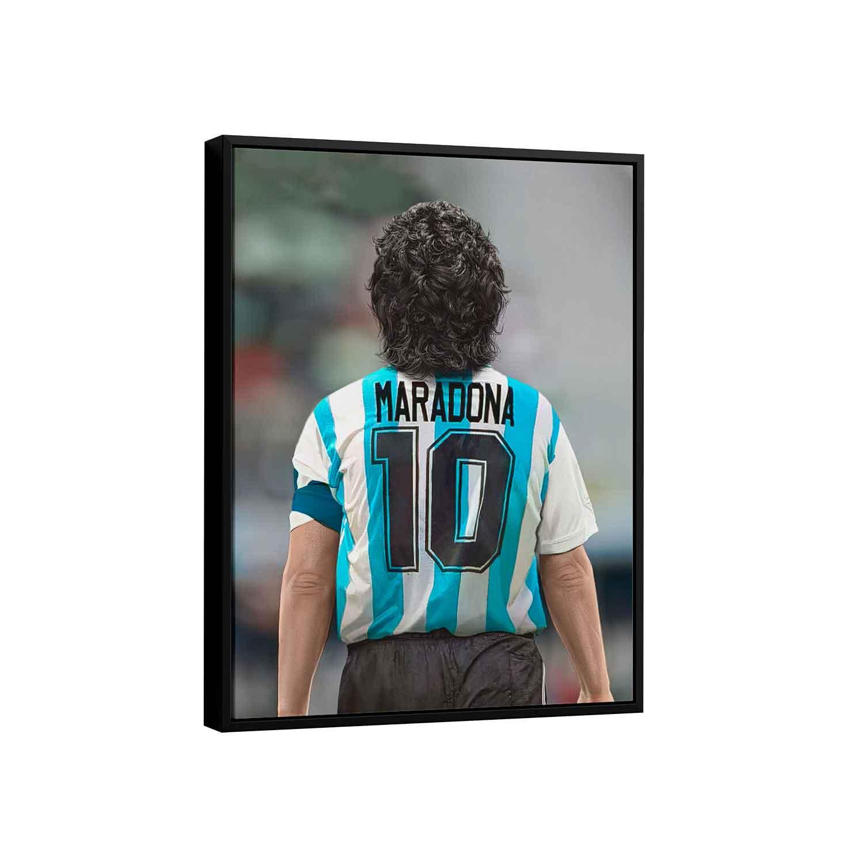 Quadro El Diez Maradona