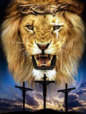 Quadro Jesus Todo Protetor