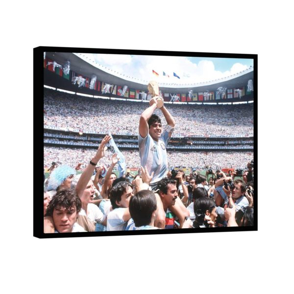 Quadro Diego Maradona D1os
