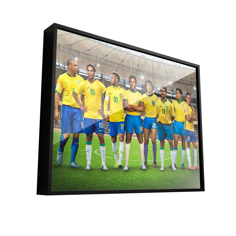 Quadro O Legado da Seleção Brasileira