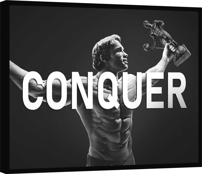 Quadro Conquer