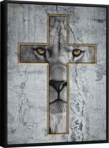 Quadro O Rei Judah