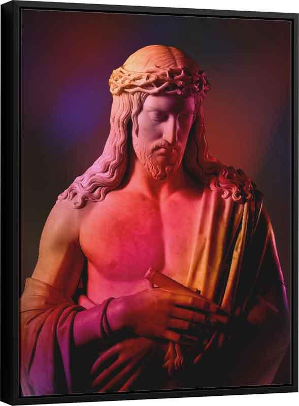 Quadro Jesus Salvador