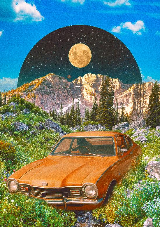 Quadro Sonho de Verão