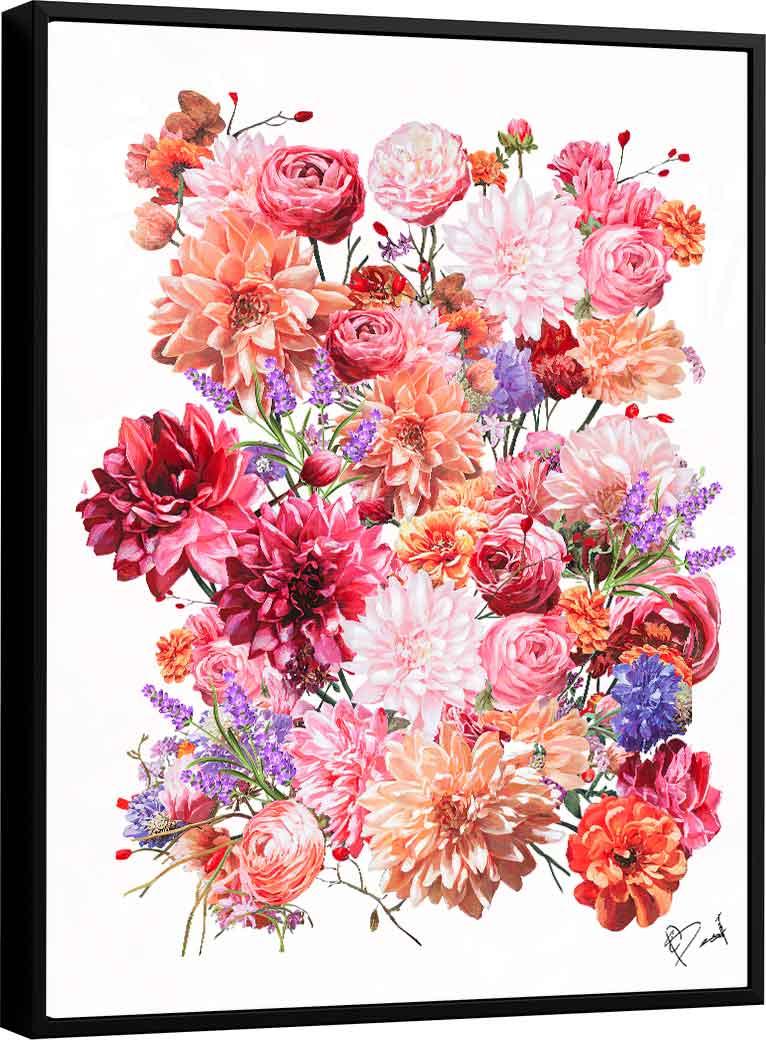 Quadro As Flores