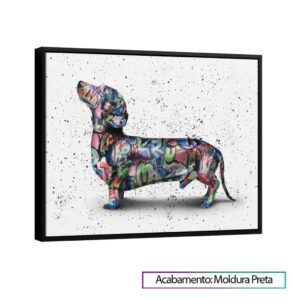 Cachorrinho Max, quadros de animais
