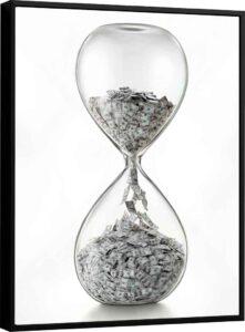 Quadro Time Is Money