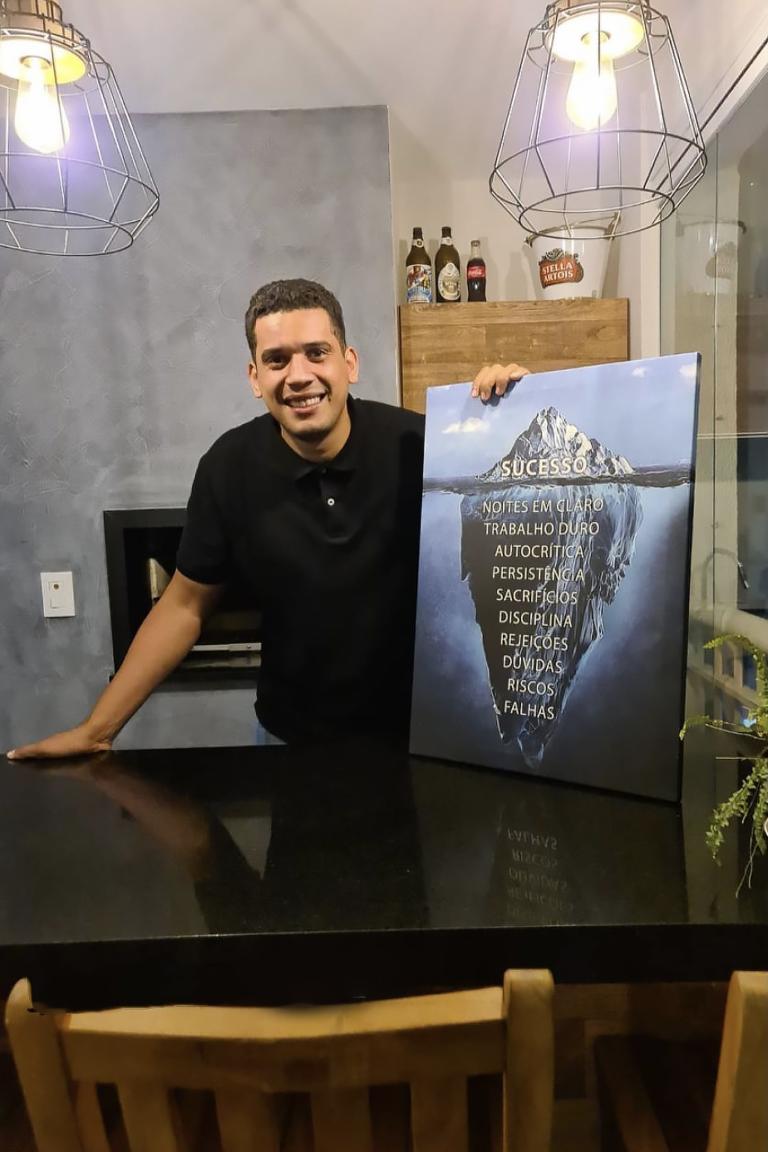 Quadro Iceberg do Sucesso photo review